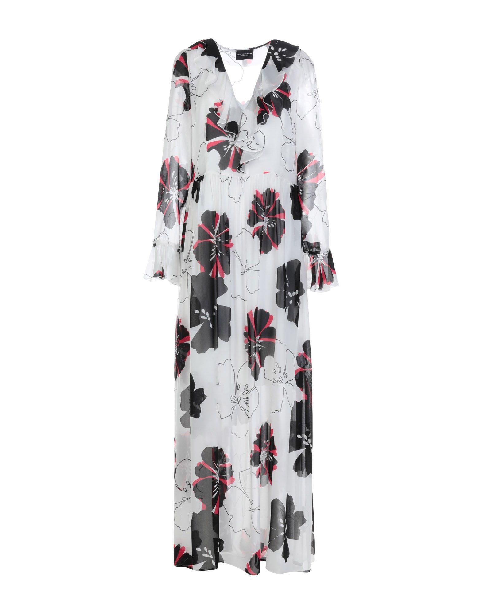 ATOS LOMBARDINI Длинное платье atos lombardini per l nde le palais длинное платье