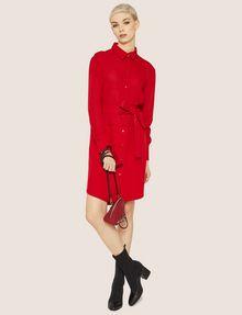 ARMANI EXCHANGE Midi-Kleid Damen d