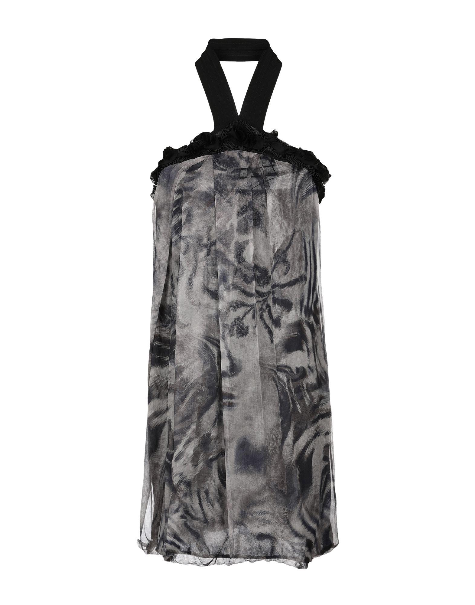 SEM VACCARO Короткое платье sem vaccaro сумка на плечо