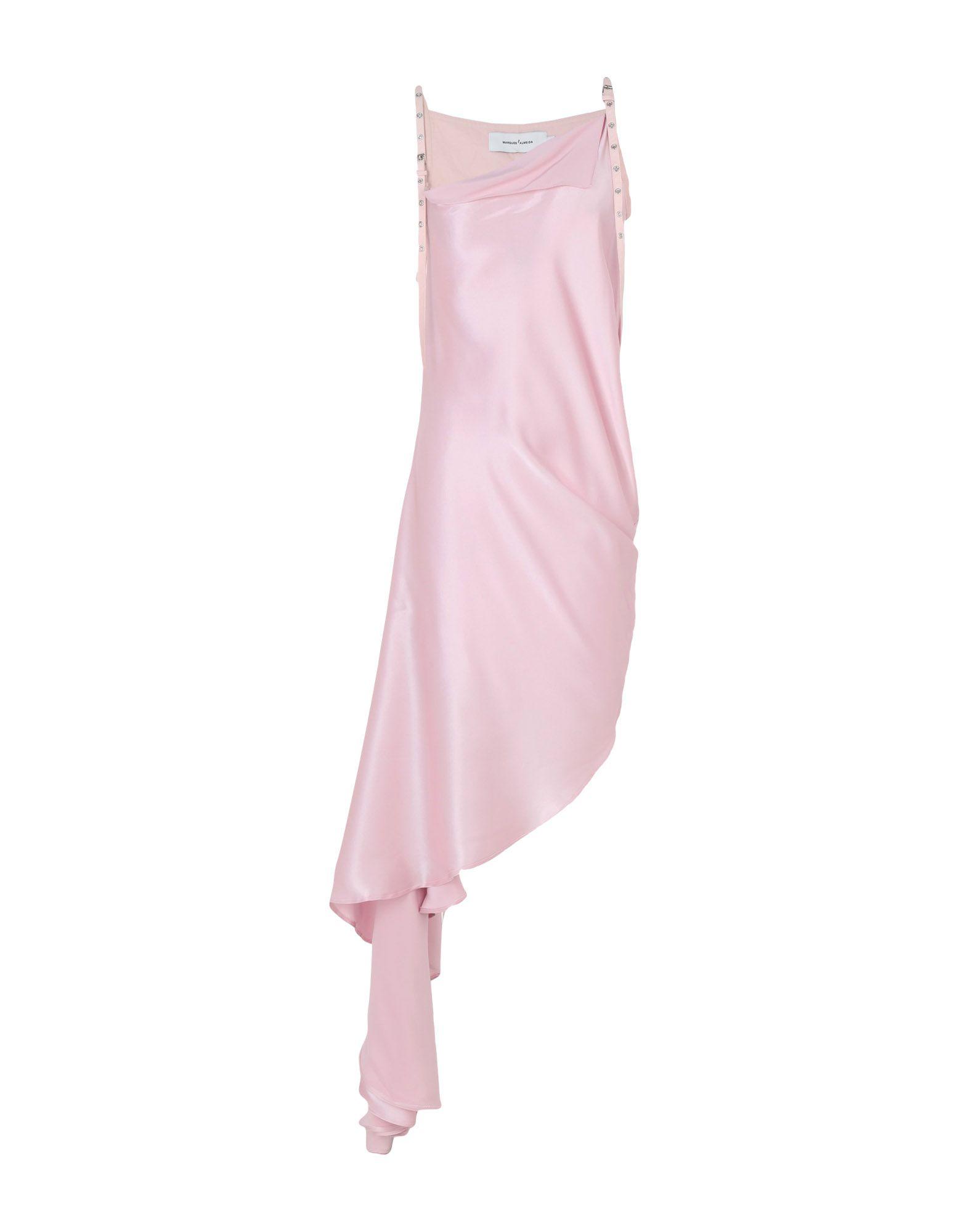 MARQUES' ALMEIDA Платье до колена marques almeida платье до колена