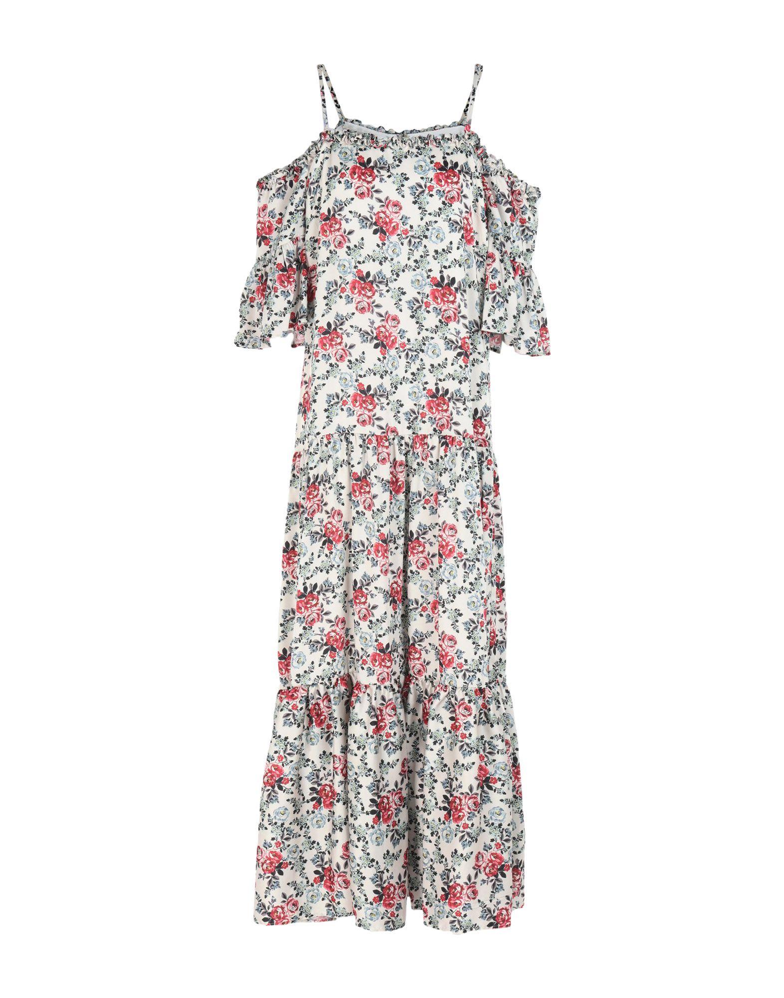 цена SILVIAN HEACH Длинное платье онлайн в 2017 году