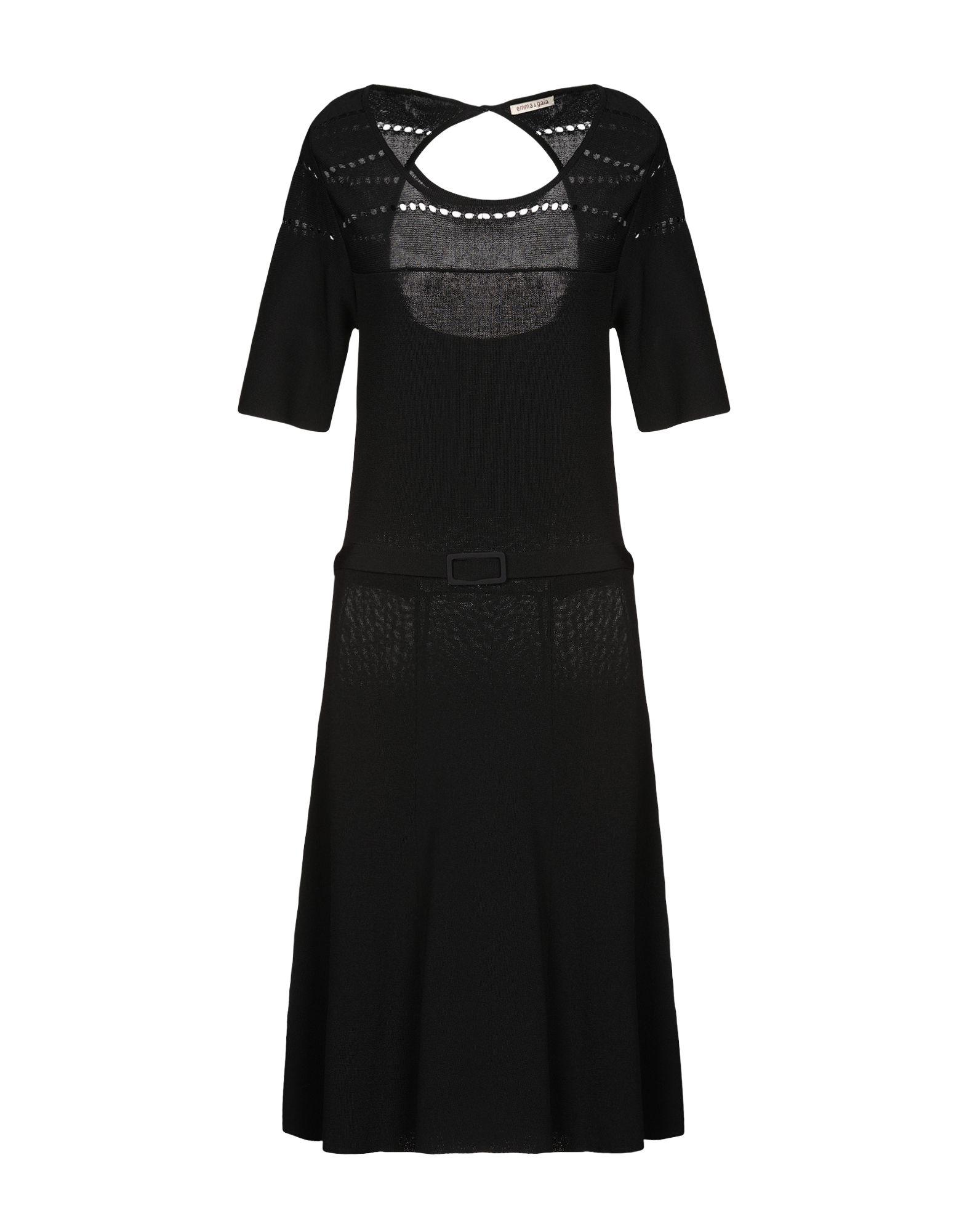 EMMA & GAIA Платье до колена