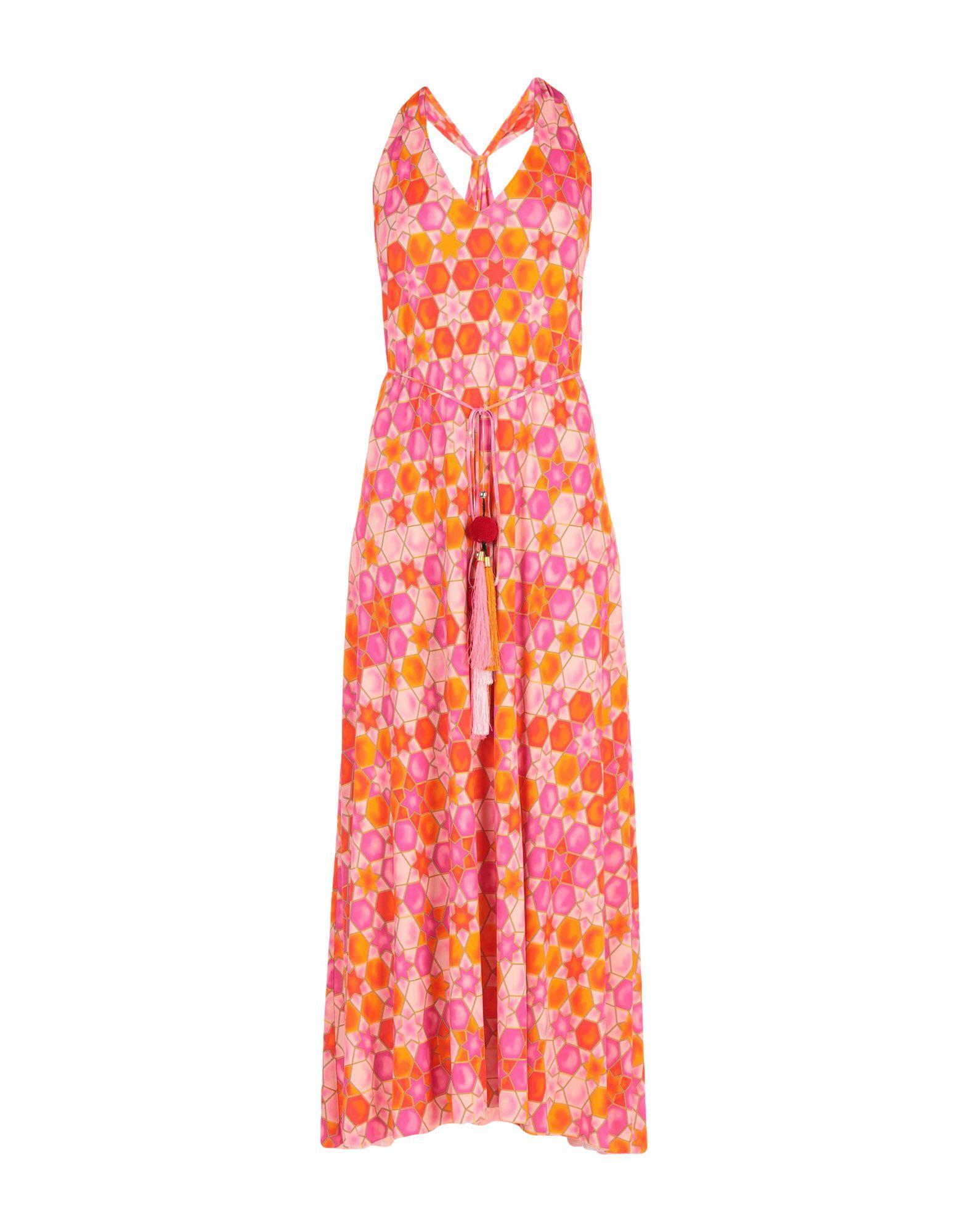 GIADA BENINCASA Длинное платье giada benincasa платье длиной 3 4
