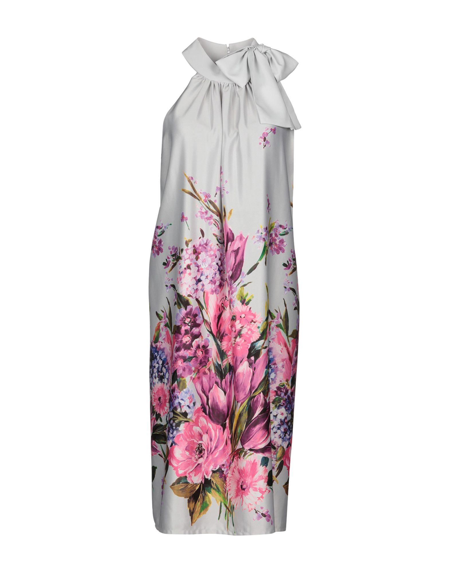 MATILDE CANO Платье до колена bag matilde costa bag