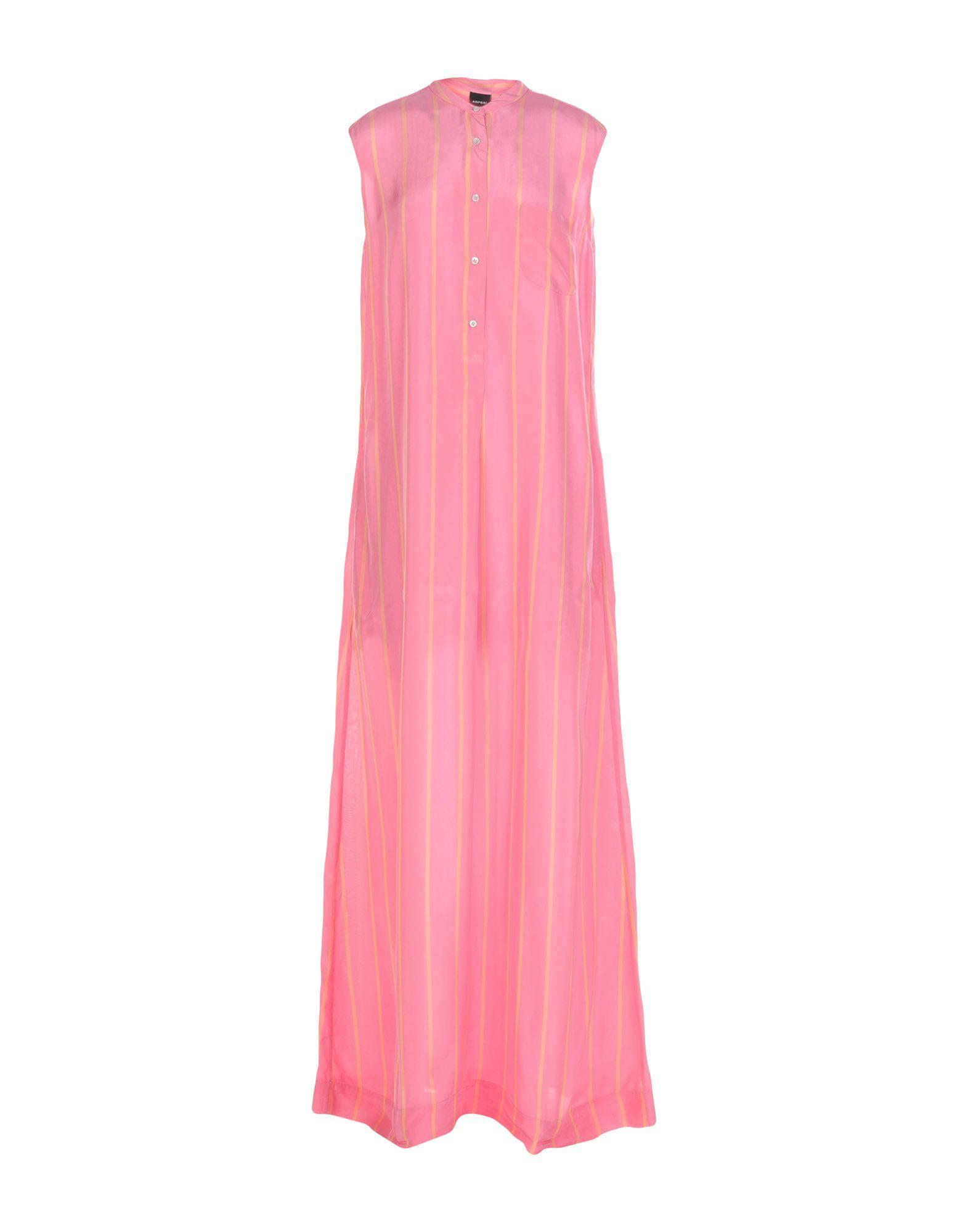 ASPESI Длинное платье карин калбантнер вернике шиацу для детей оздоравливающий восточный массаж