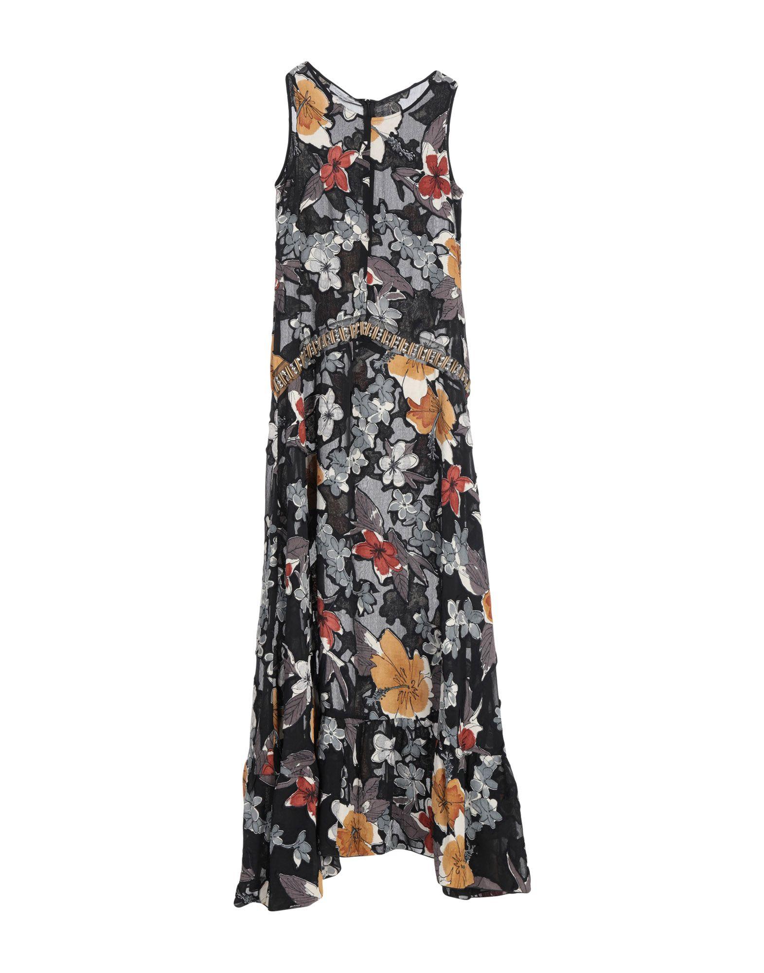 LE RAGAZZE DI ST. BARTH Длинное платье
