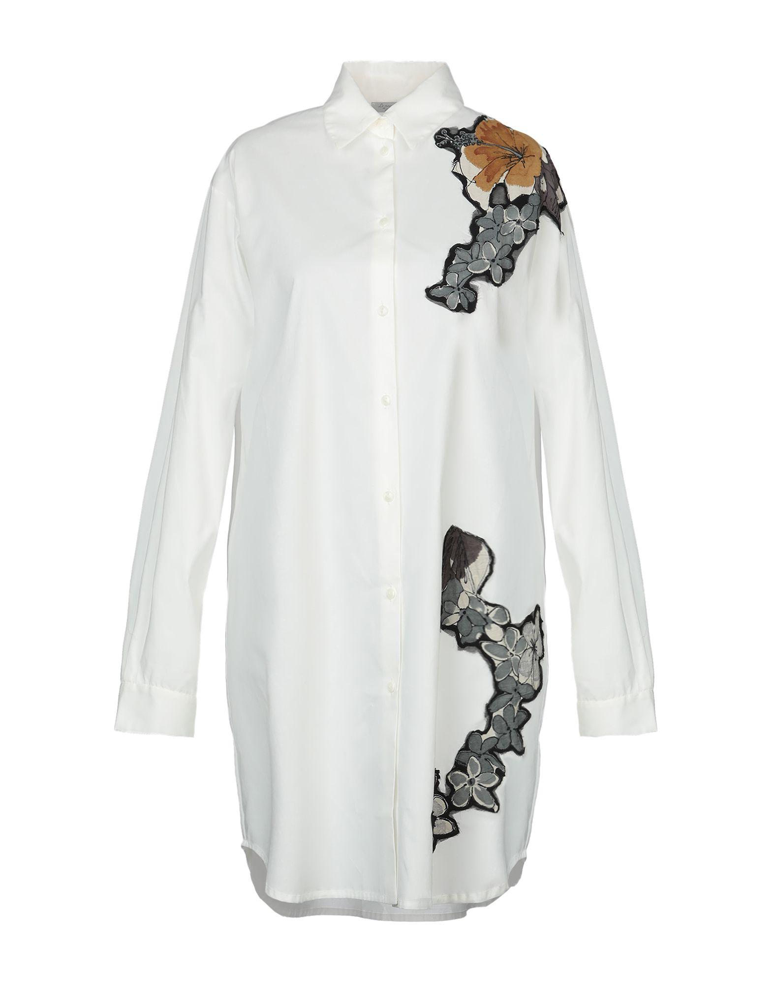 LE RAGAZZE DI ST. BARTH Короткое платье цена