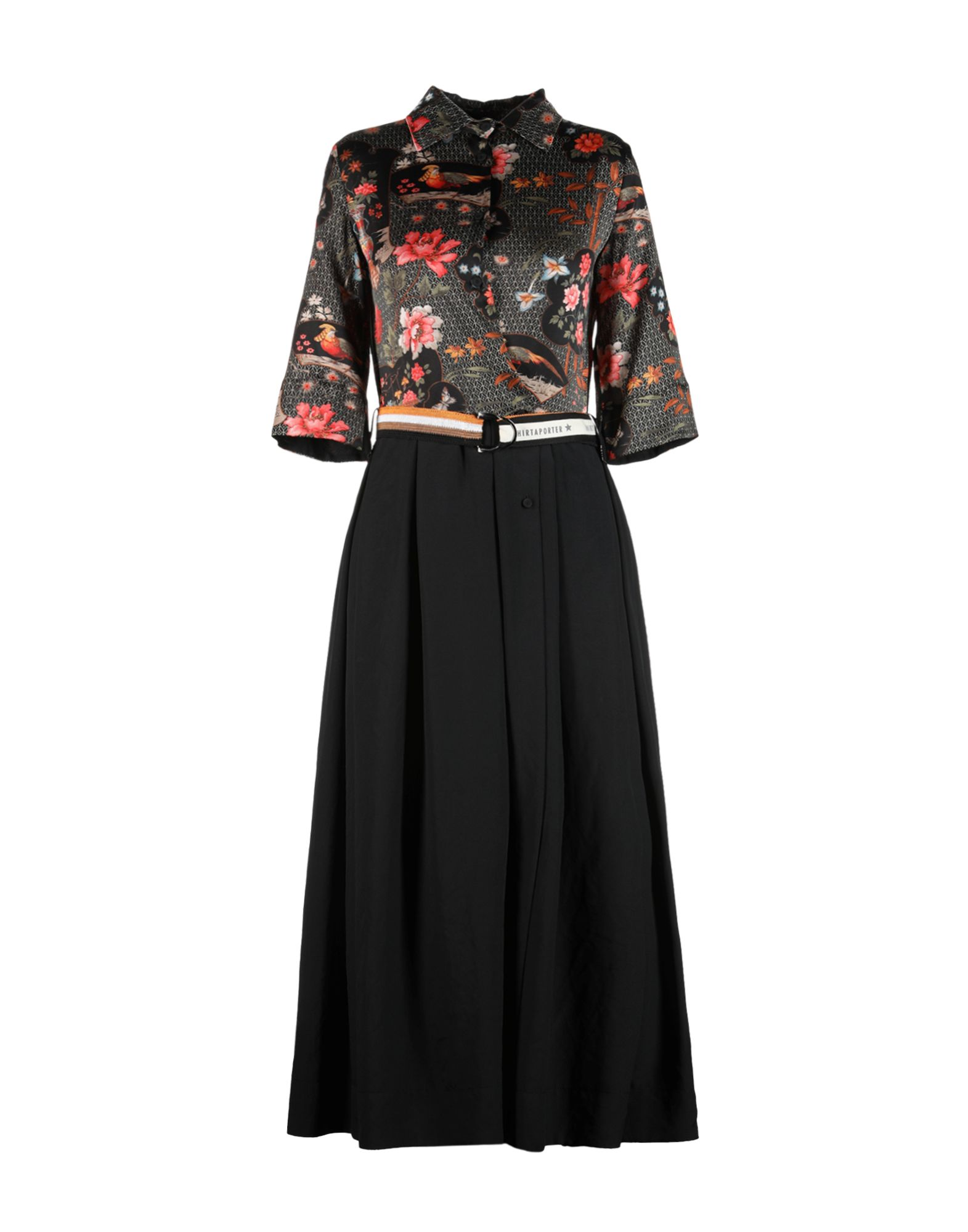SHIRTAPORTER Платье длиной 3/4 icons платье длиной 3 4