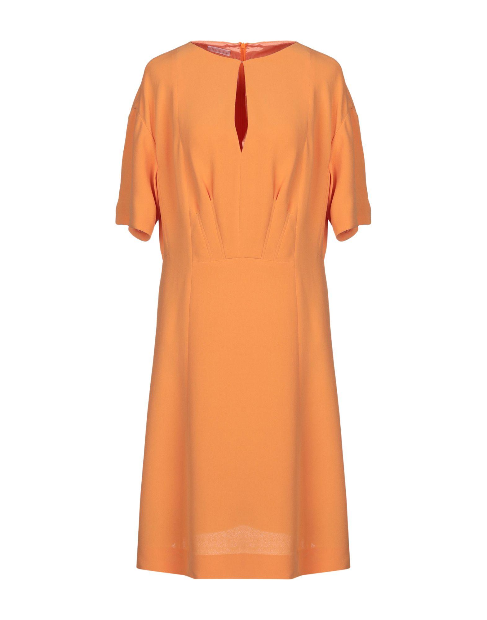 CRUCIANI Платье до колена cruciani платье до колена