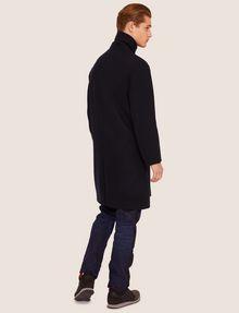 ARMANI EXCHANGE WOOL-BLEND TAB COLLAR PEA COAT Coat [*** pickupInStoreShippingNotGuaranteed_info ***] e