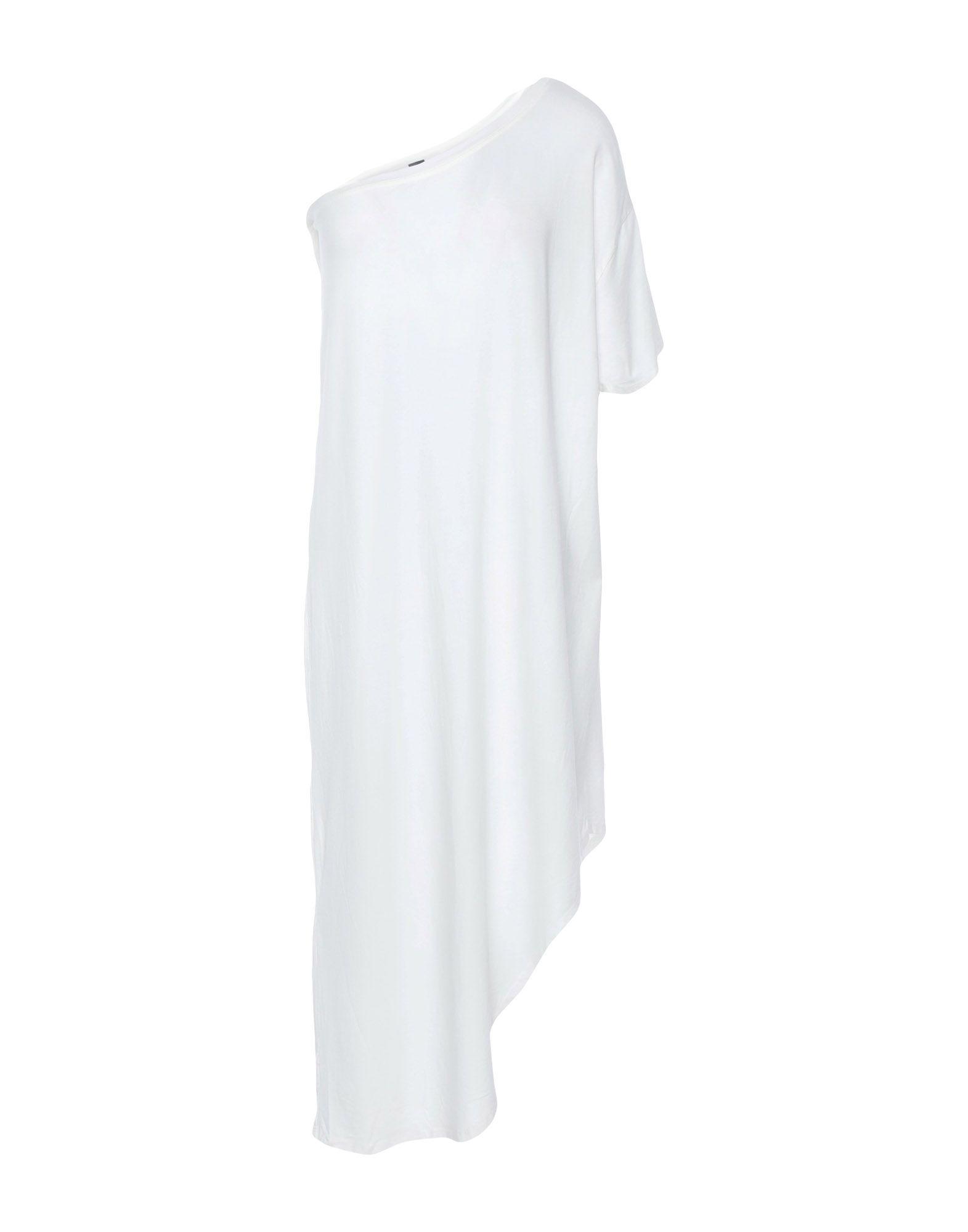 BOBI Короткое платье bobi pубашка