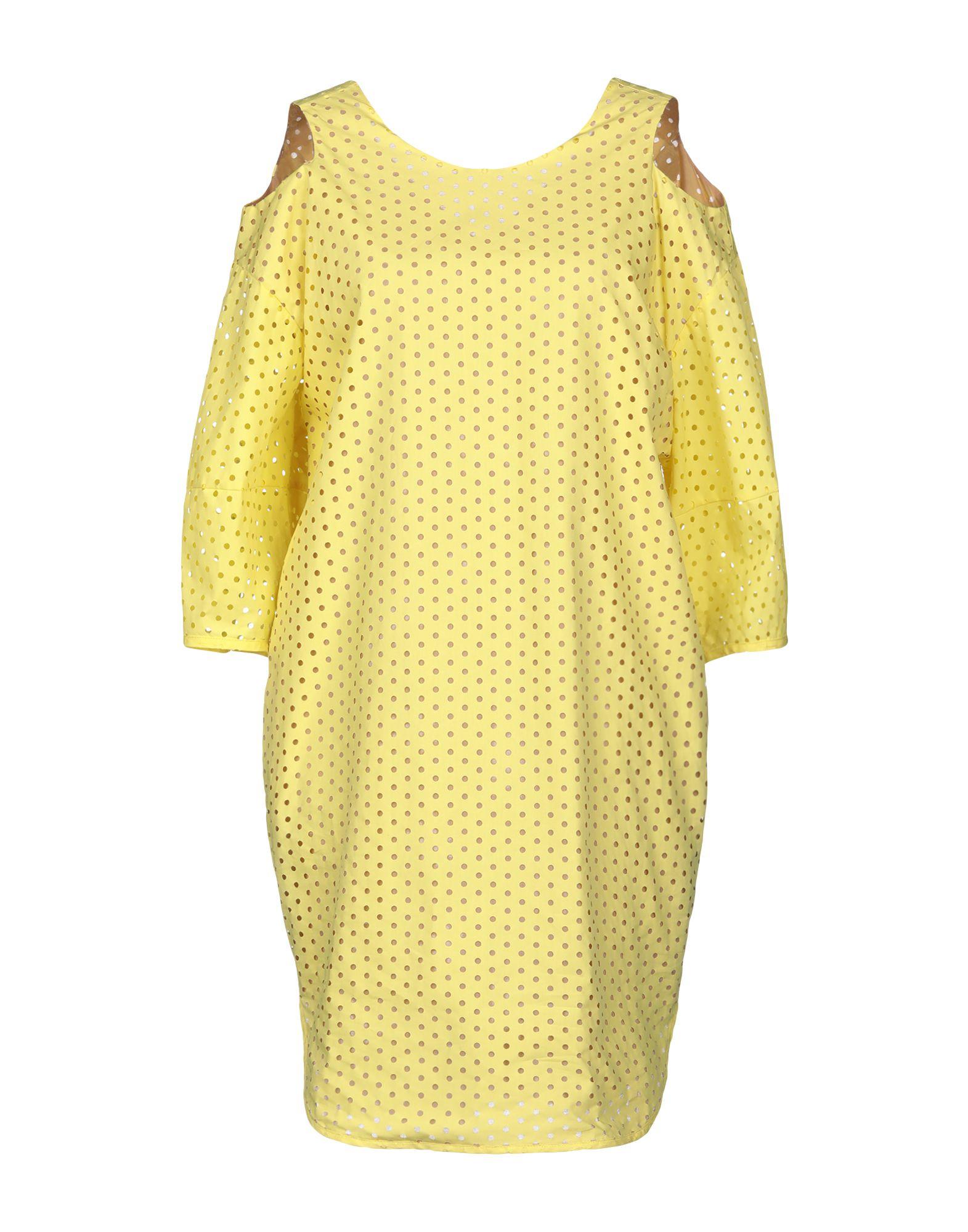 NUDE Короткое платье