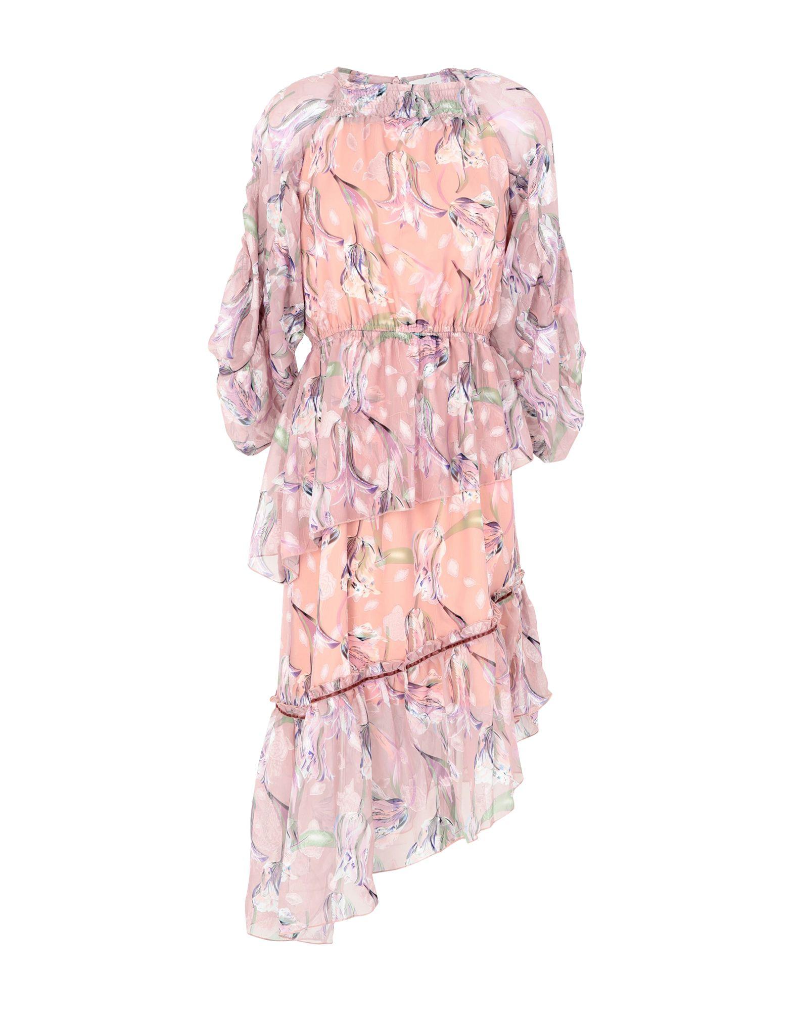 FOXIEDOX Платье до колена foxiedox платье длиной 3 4