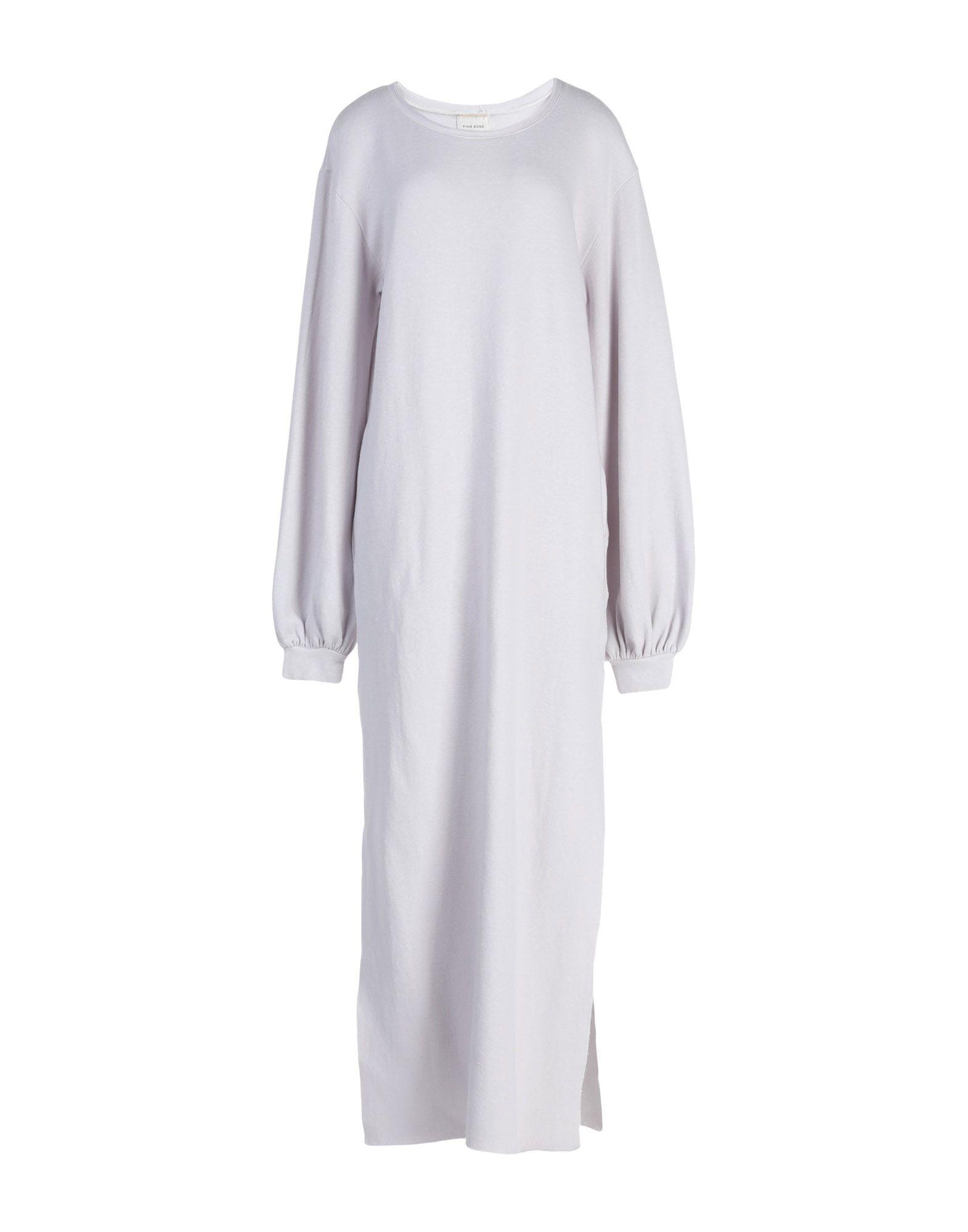 FINE EDGE Длинное платье
