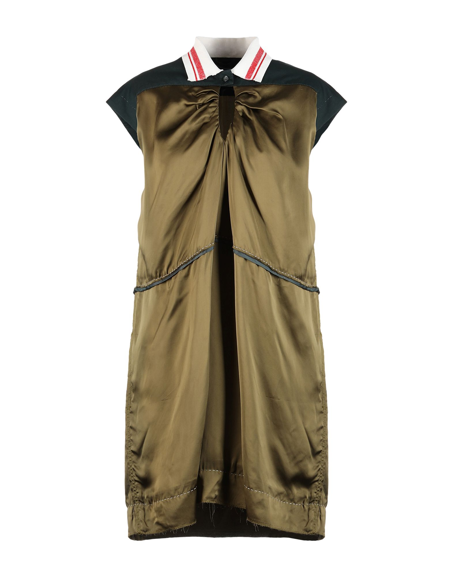 Фото - CARVEN Короткое платье carven короткое платье