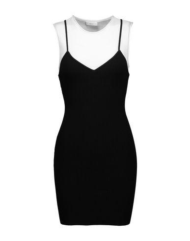 Фото - Женское короткое платье A.L.C. черного цвета