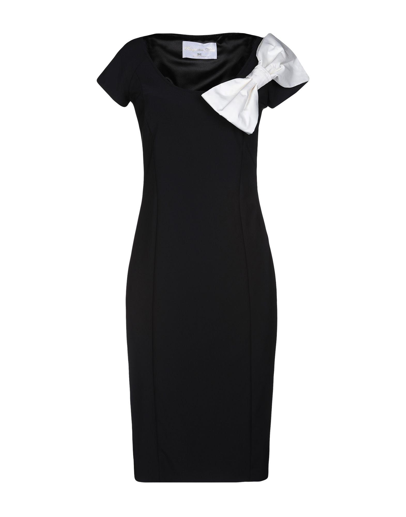PASSEPARTOUT DRESS by ELISABETTA FRANCHI CELYN b. Платье до колена платье quelle b c best connections by heine 74359 page 9