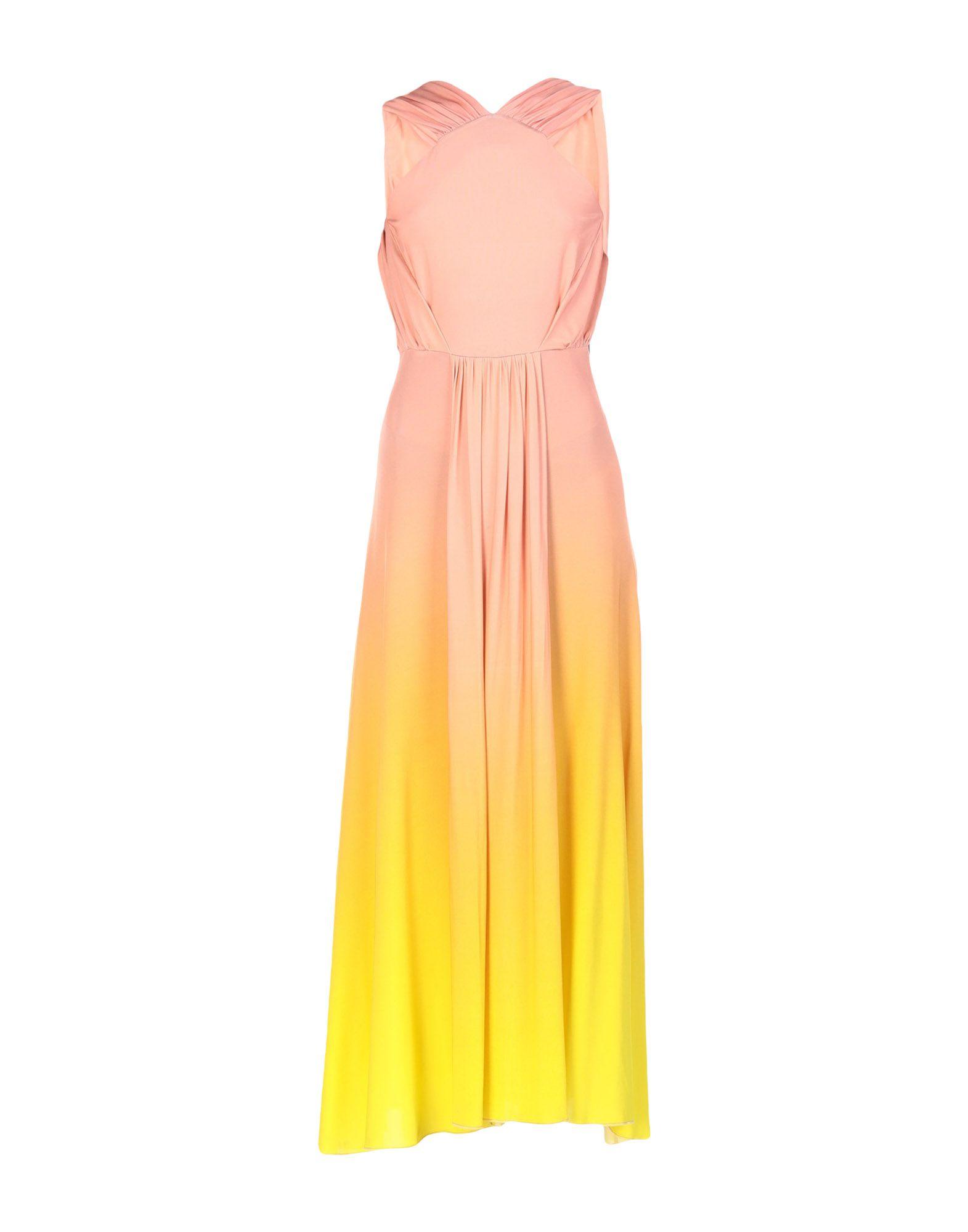 MARCO BOLOGNA Длинное платье