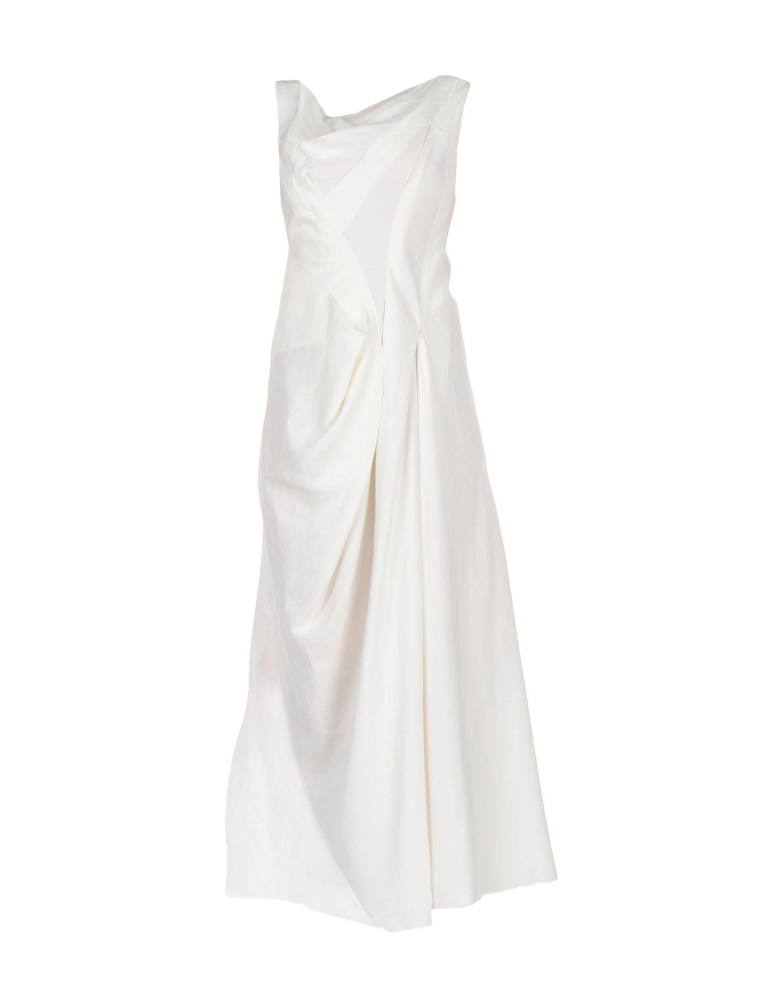 ISABEL BENENATO Длинное платье