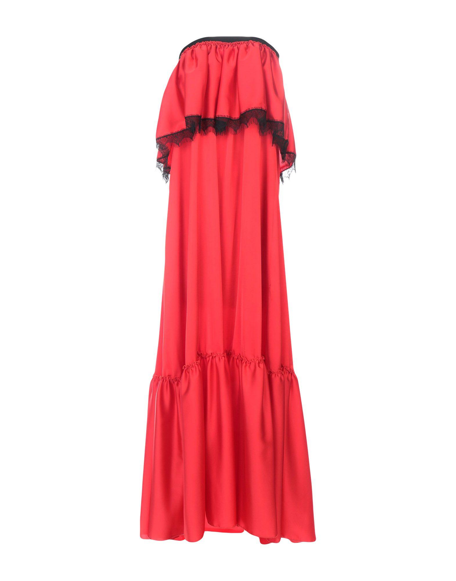 MARIUCCIA Длинное платье