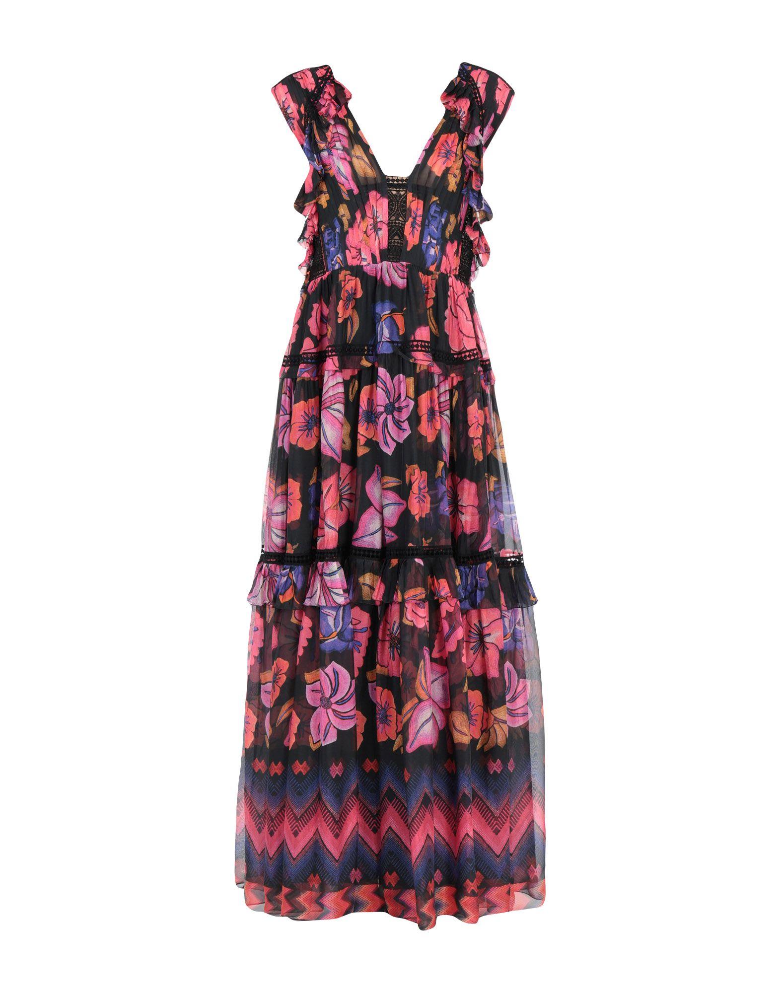 Γυναικεία Φορέματα με Βολάν Online - Κορυφαία προϊόντα - Yoox ... 45ad664d9b2