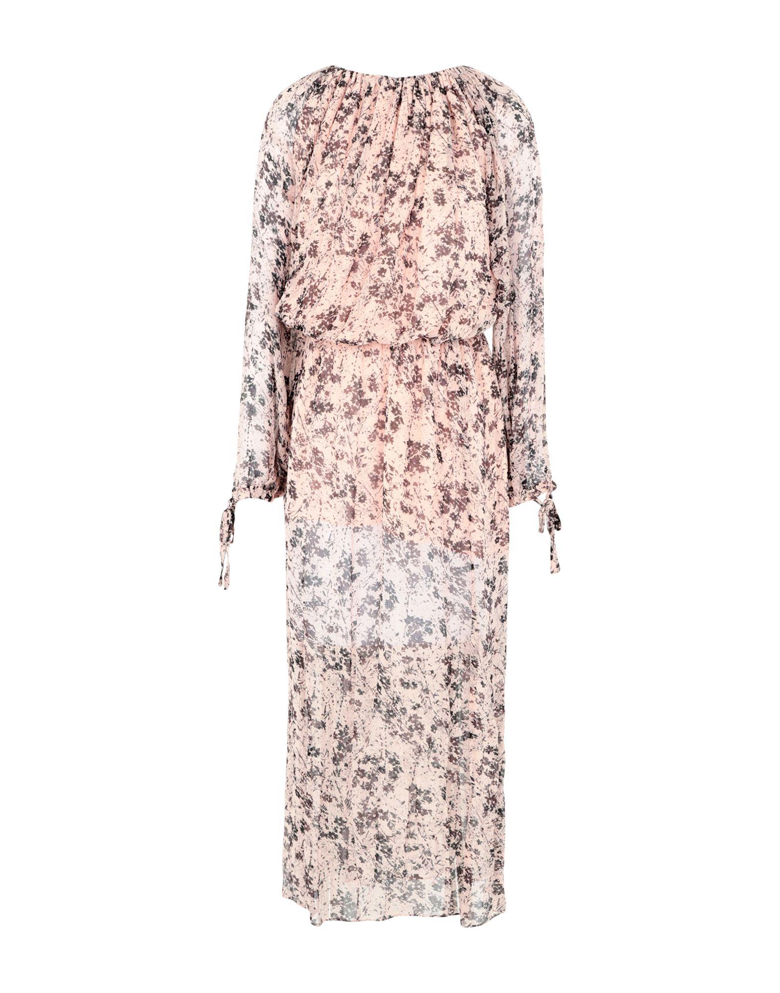 ALLSAINTS Длинное платье