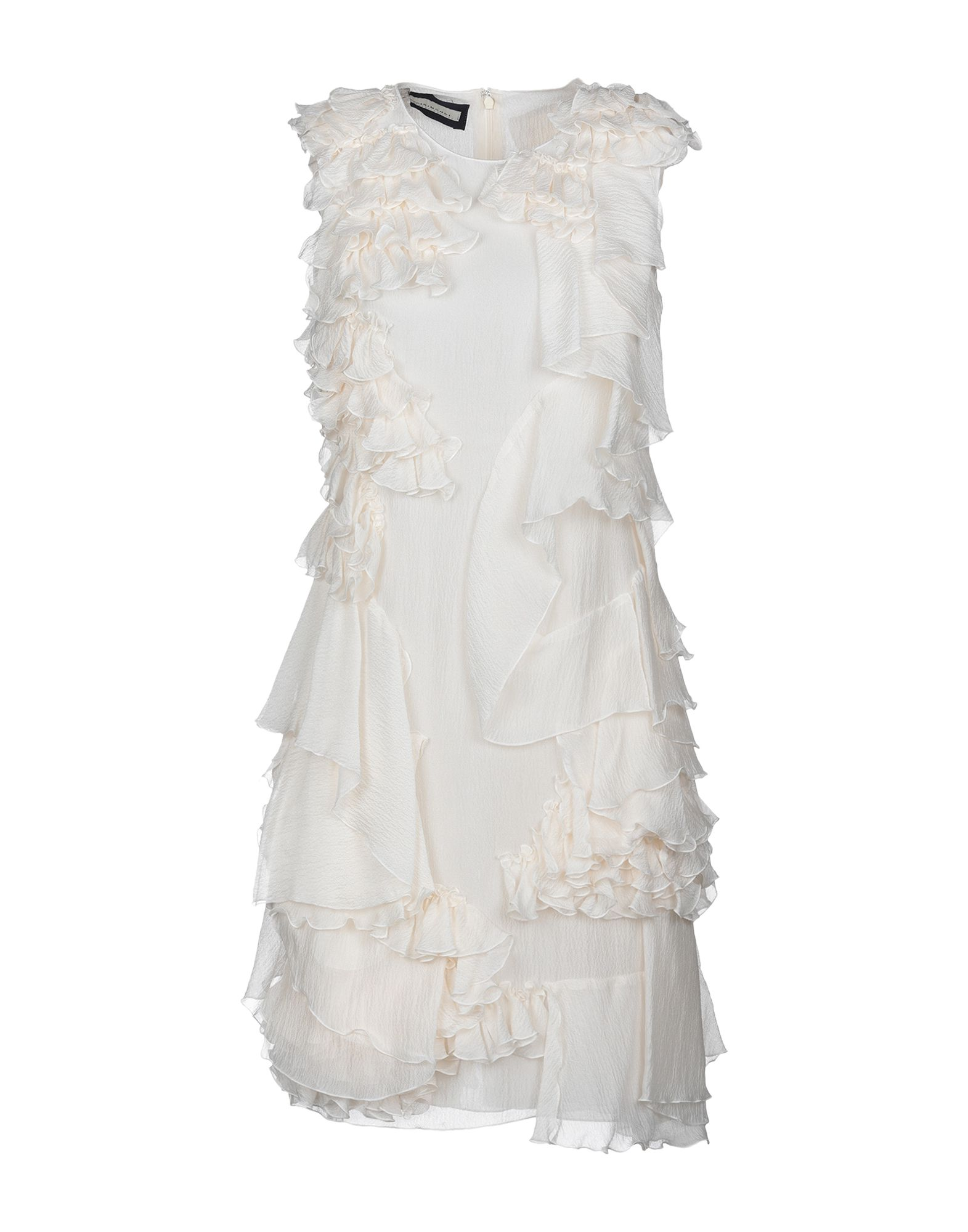 AQUILANO-RIMONDI Короткое платье aquilano rimondi