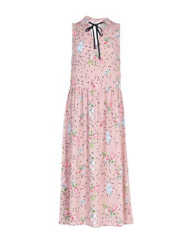 Фото - Женское длинное платье ANISYA® IS цвет телесный