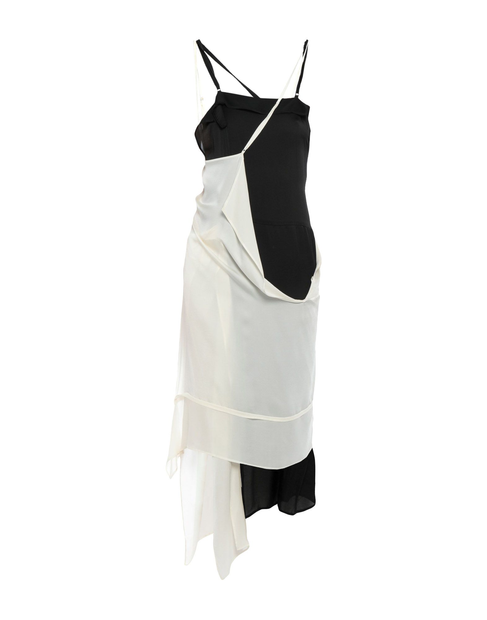 YOHJI YAMAMOTO Платье длиной 3/4 yohji senses 2013