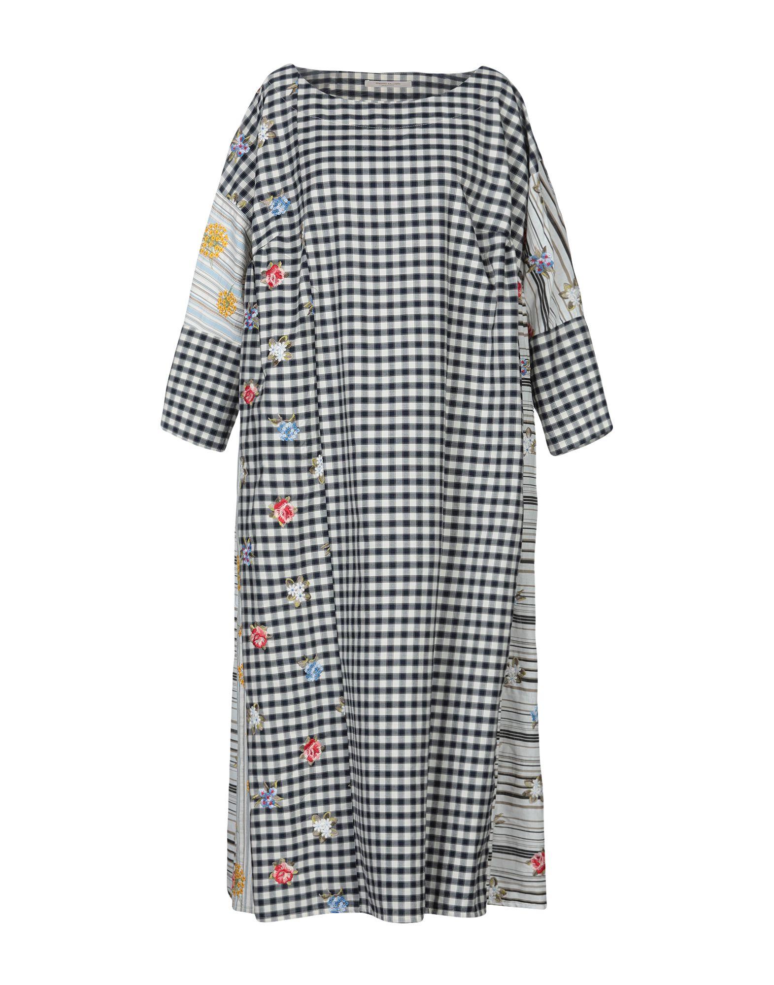 ERMANNO GALLAMINI Платье длиной 3/4 цена
