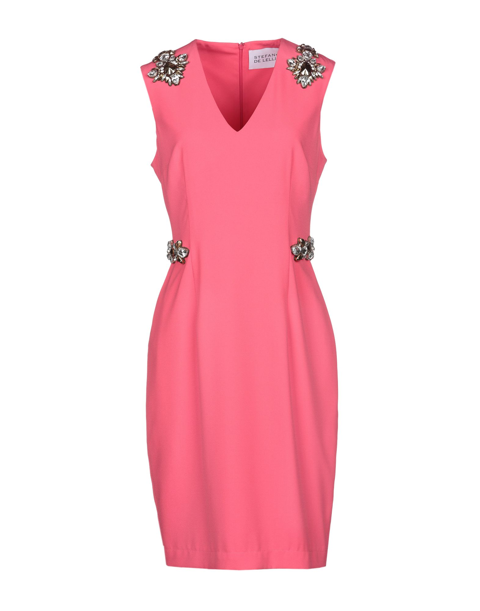 STEFANO DE LELLIS Knee-Length Dresses in Pink