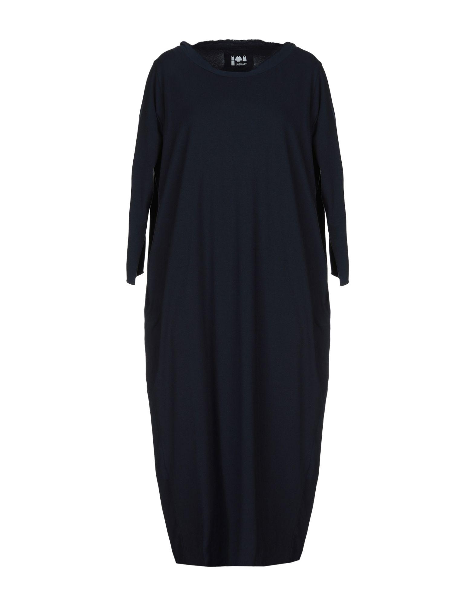 LABO.ART Платье длиной 3/4 revise платье длиной 3 4