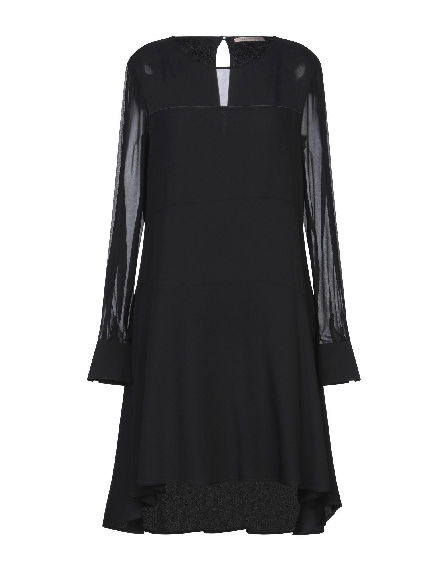 PENNYBLACK Короткое платье платье pennyblack pennyblack pe003ewbxri8