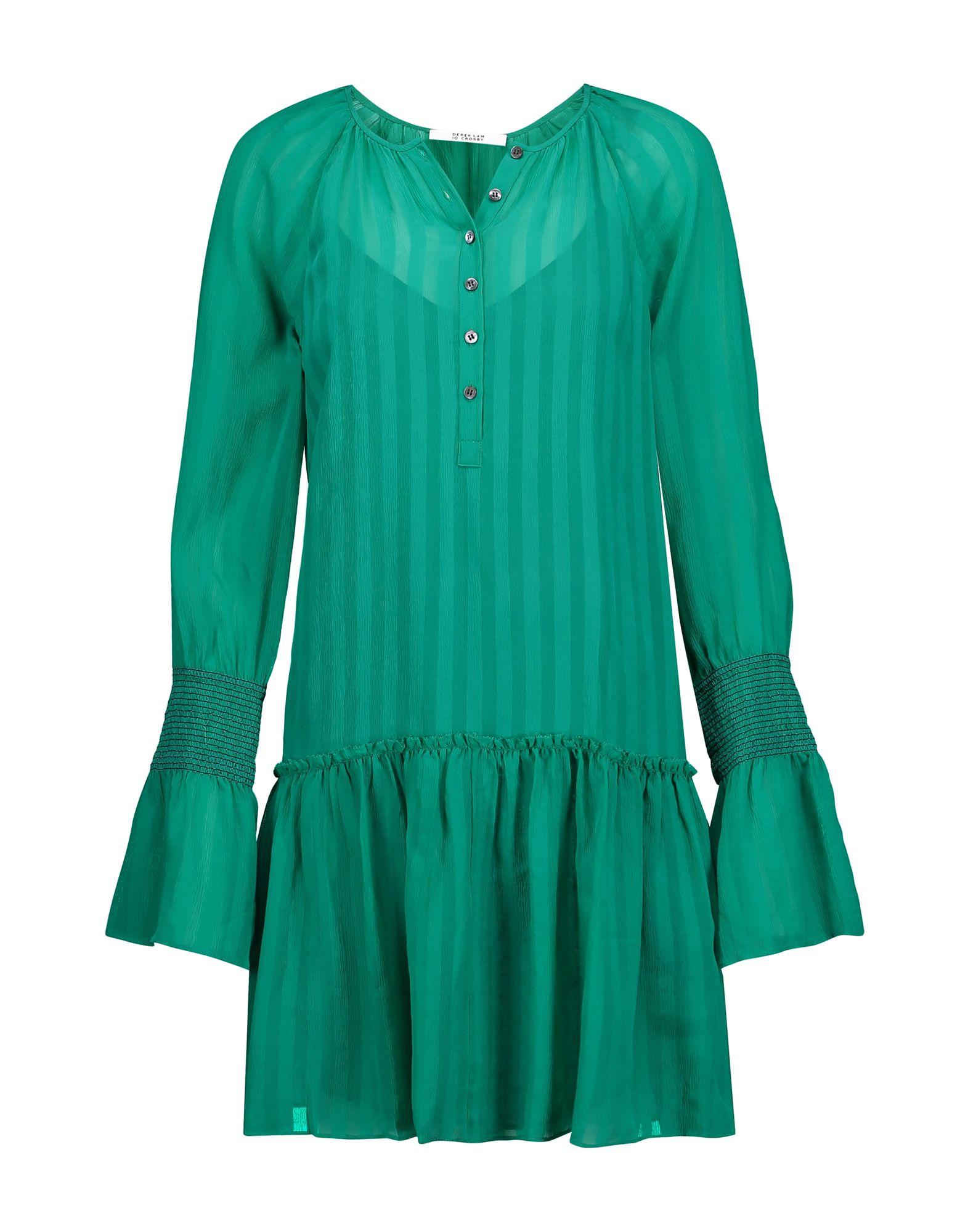 купить DEREK LAM 10 CROSBY Короткое платье по цене 27500 рублей