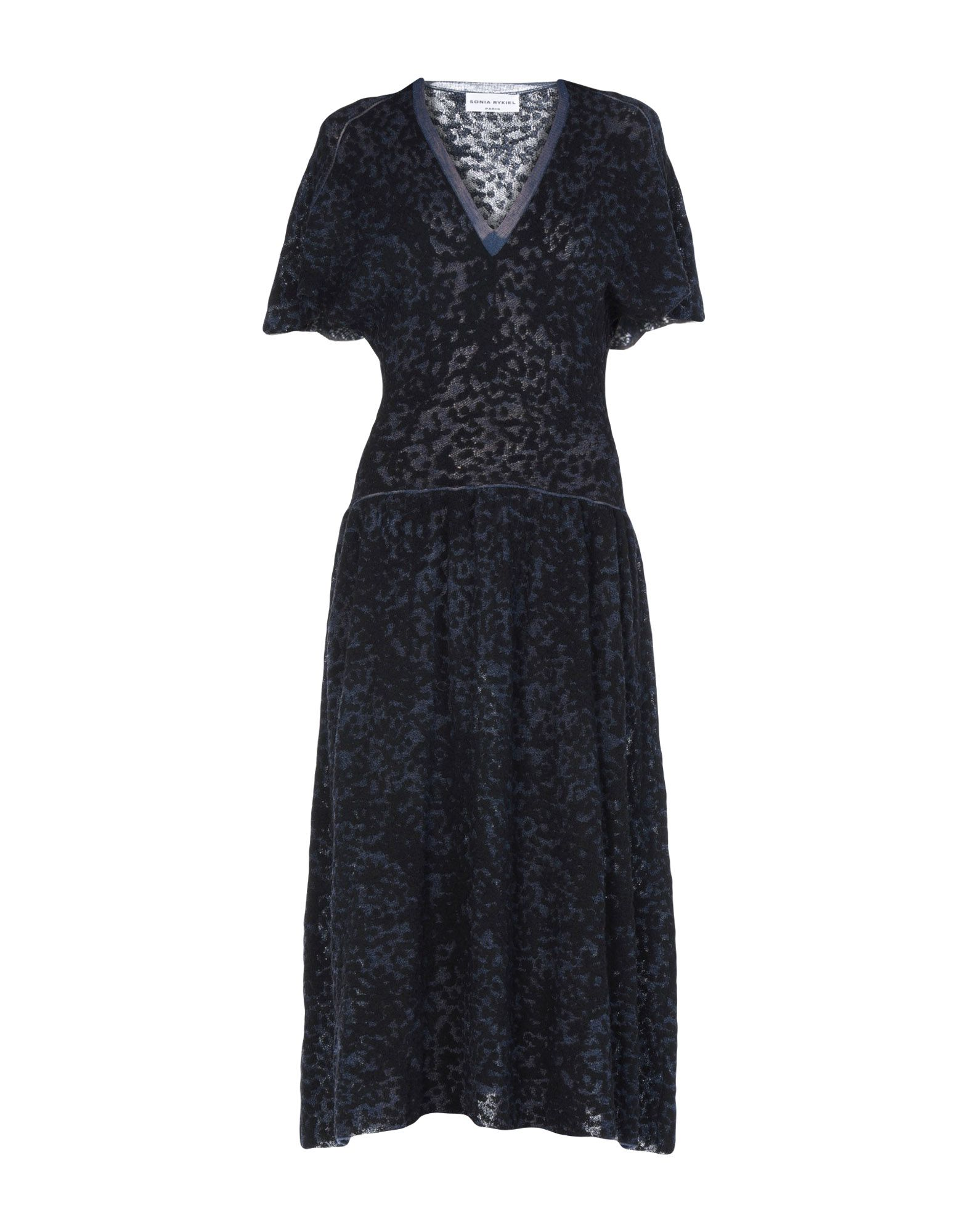 SONIA RYKIEL Длинное платье sonia rykiel длинное платье