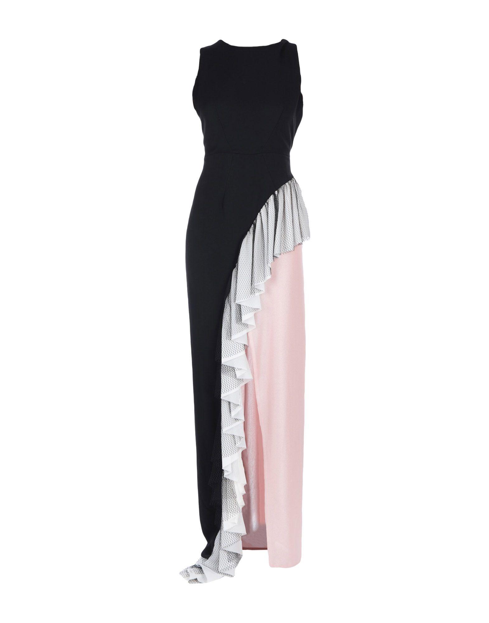 DANIELE CARLOTTA Длинное платье daniele carlotta длинное платье