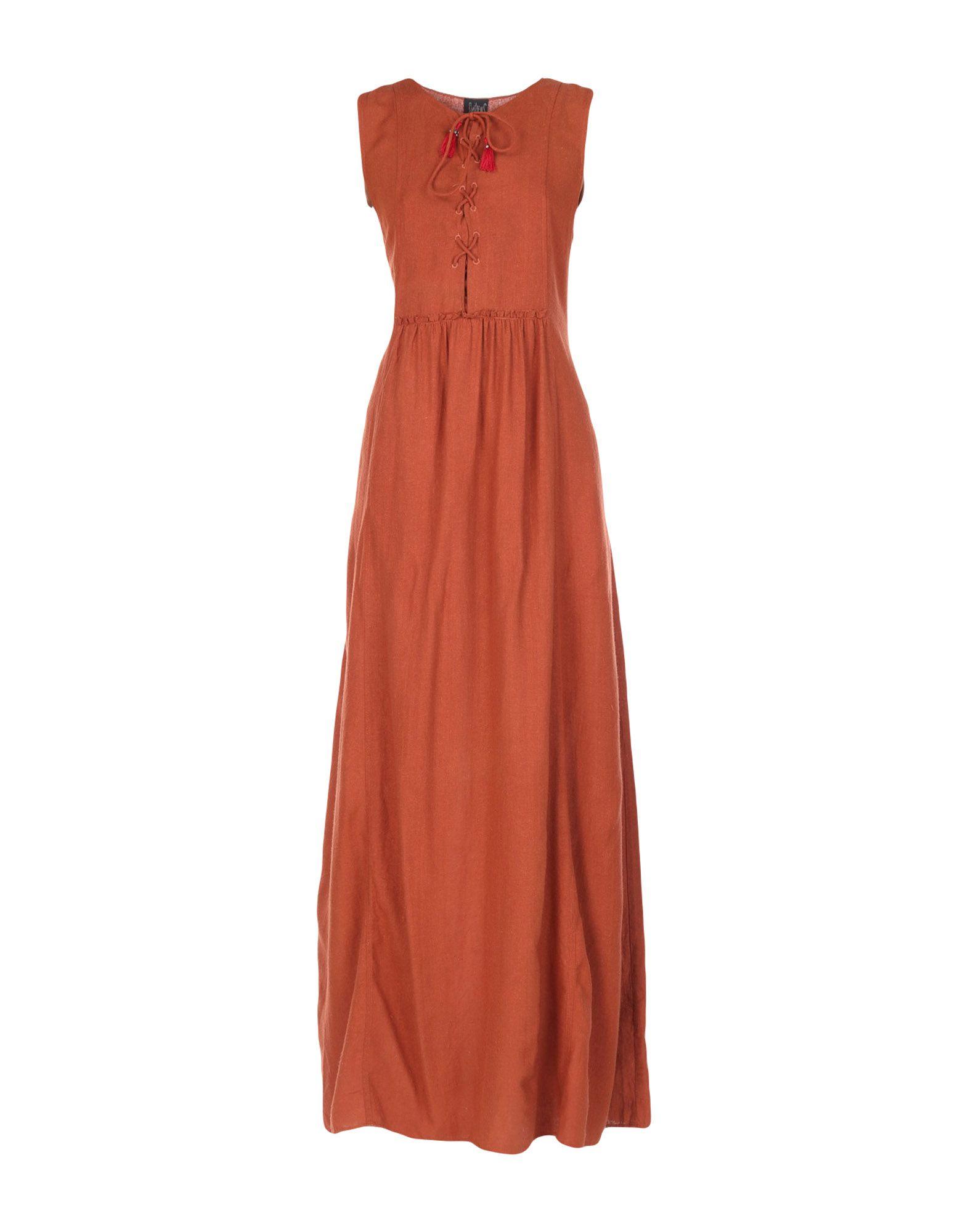 SWILDENS Длинное платье stine goya длинное платье
