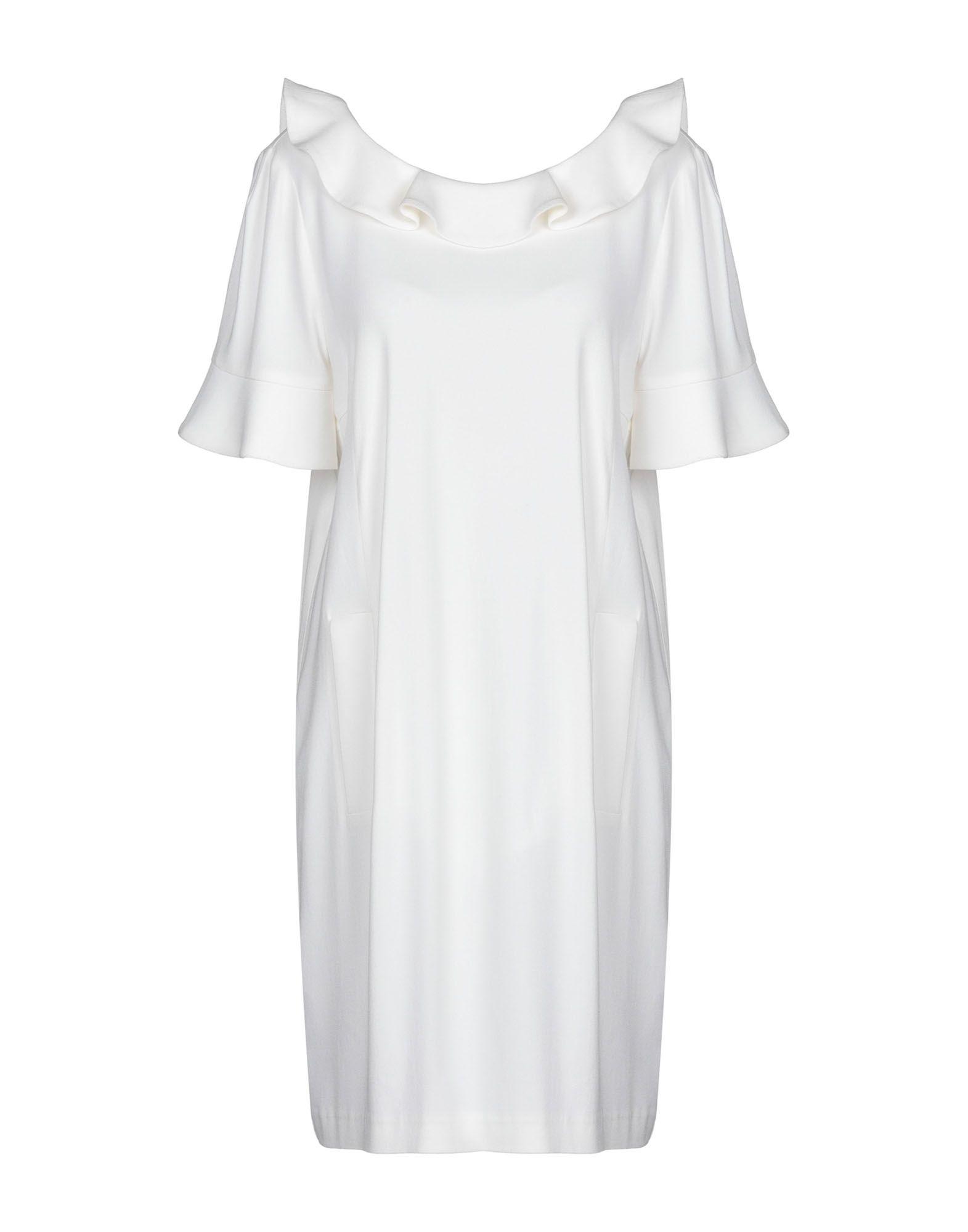 TWIN-SET Simona Barbieri Короткое платье платье