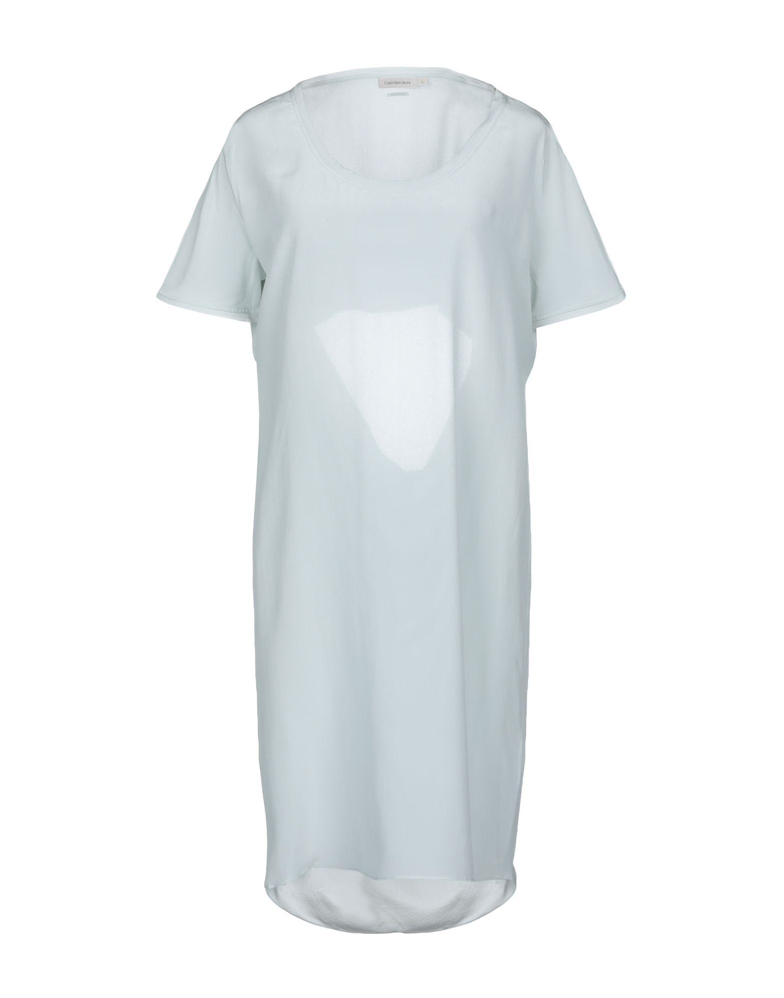 CALVIN KLEIN JEANS Короткое платье calvin klein jeans короткое платье
