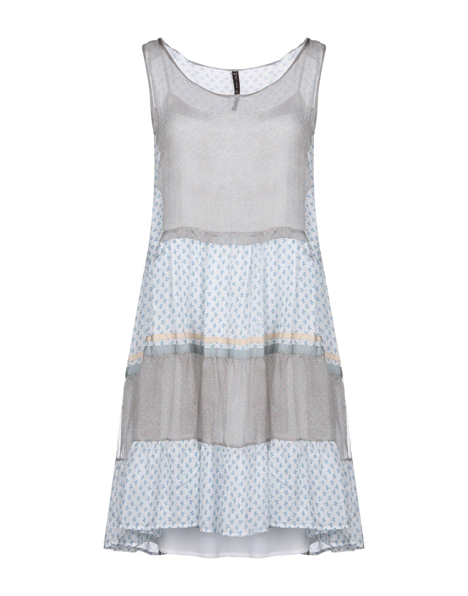 MANILA GRACE Короткое платье manila grace платье