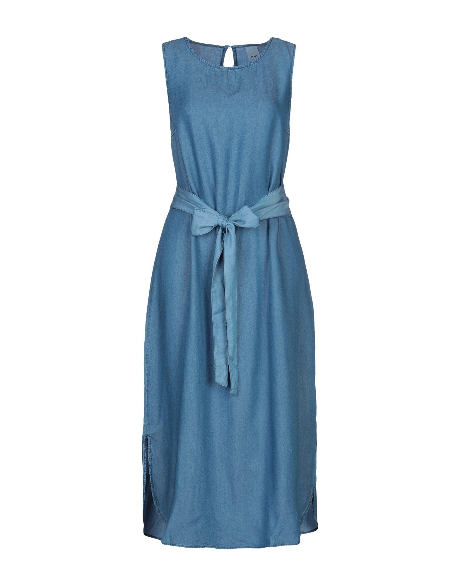 ICHI Платье длиной 3/4 платье ichi ichi ic314ewzqt68