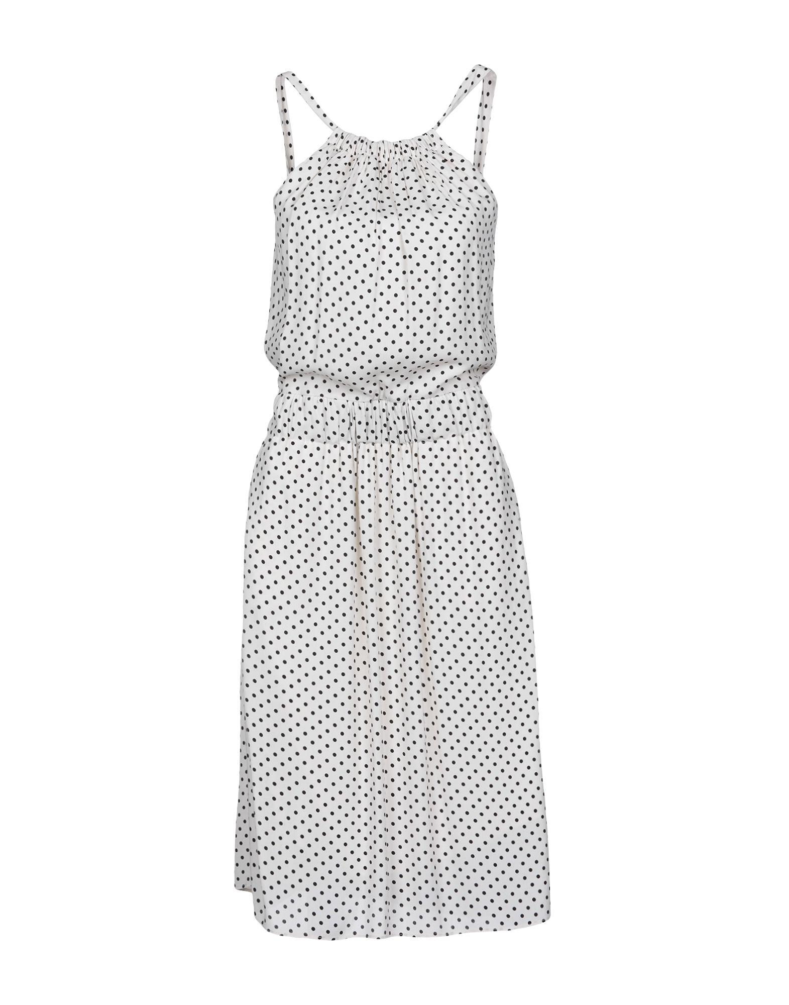 Фото - TWINSET Платье длиной 3/4 платье комбинезон в горошек 1 мес 3 года