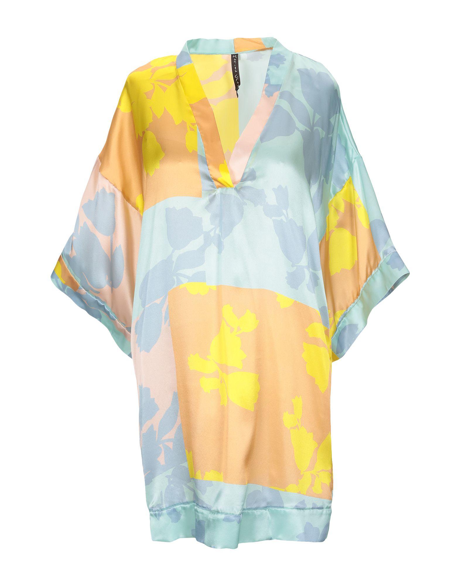 MANILA GRACE Короткое платье manila grace длинное платье