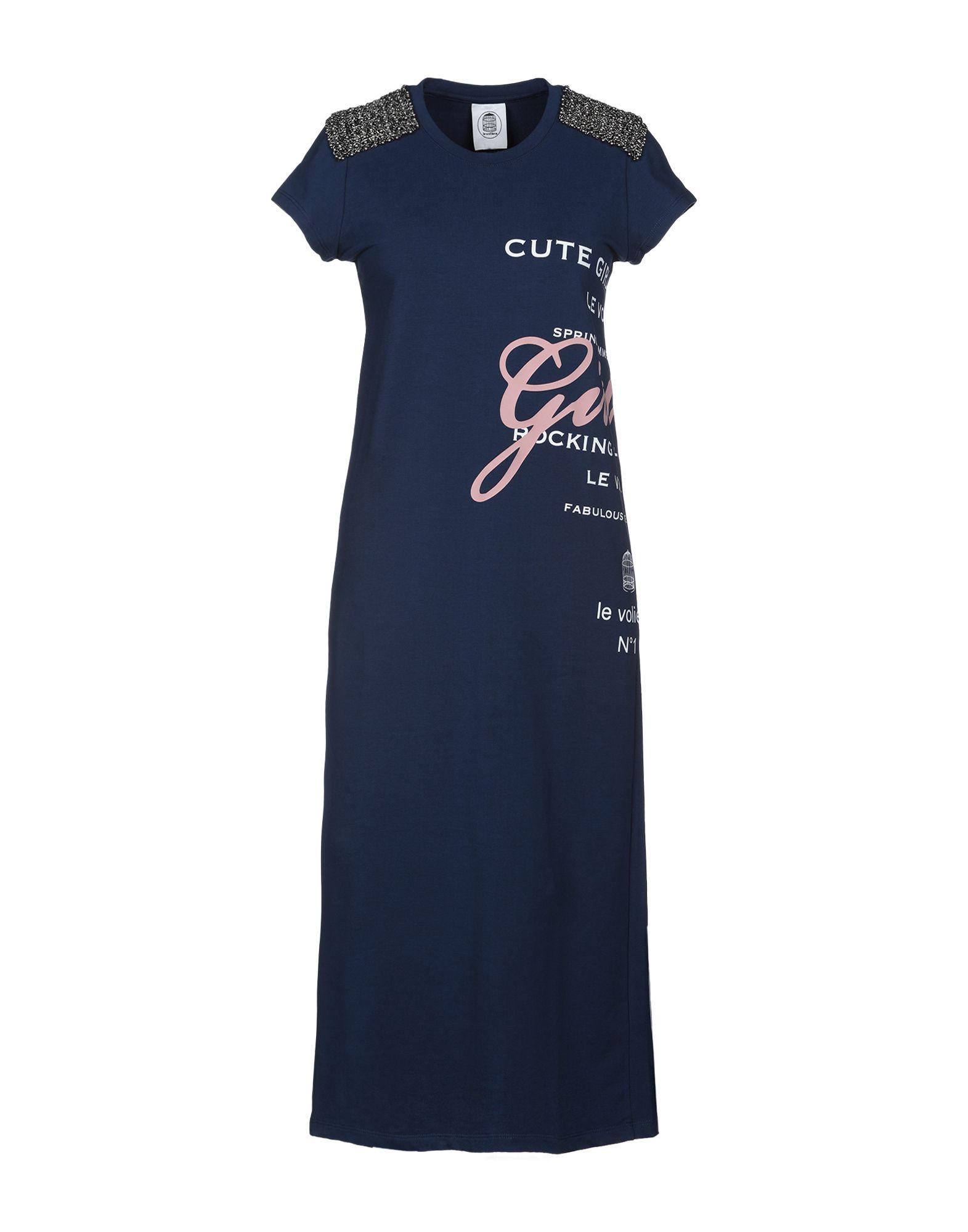 LE VOLIÈRE Платье до колена
