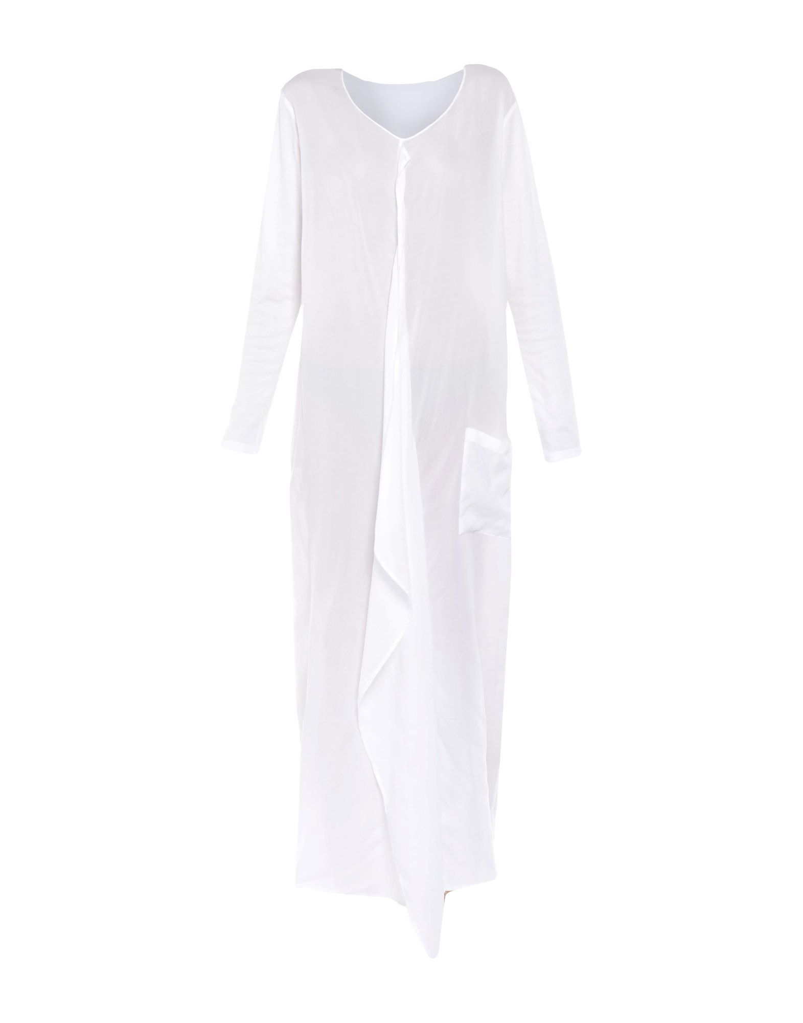 YOHJI YAMAMOTO Платье длиной 3/4 цена 2017