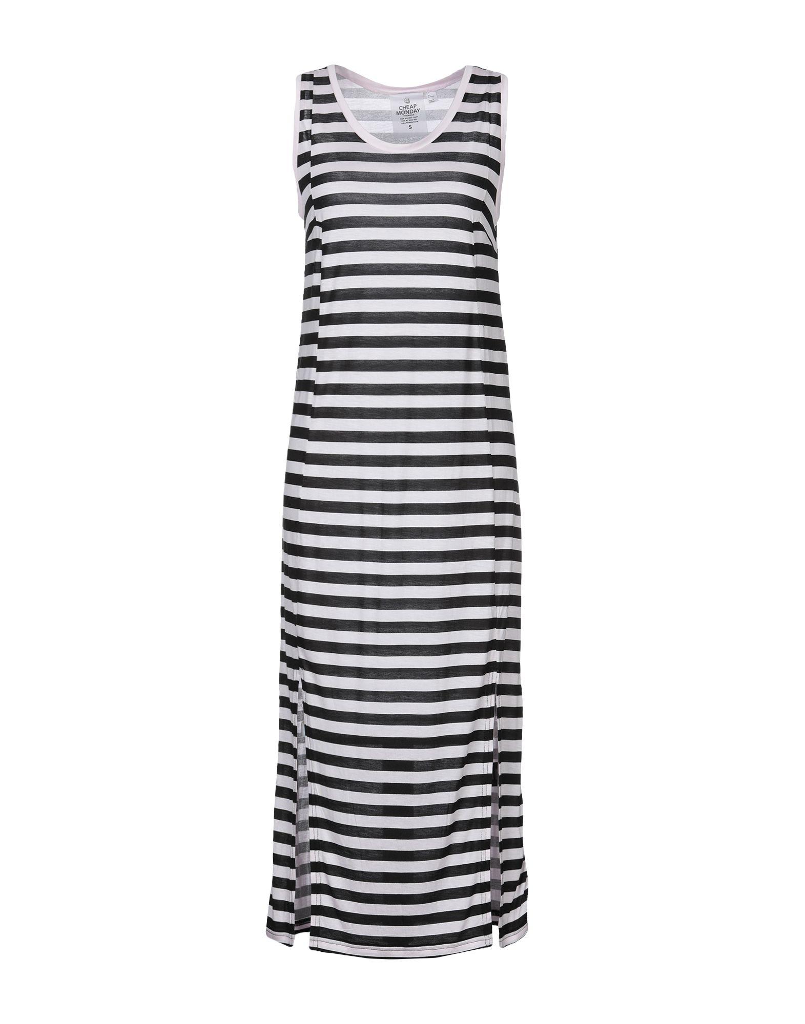 CHEAP MONDAY Платье длиной 3/4