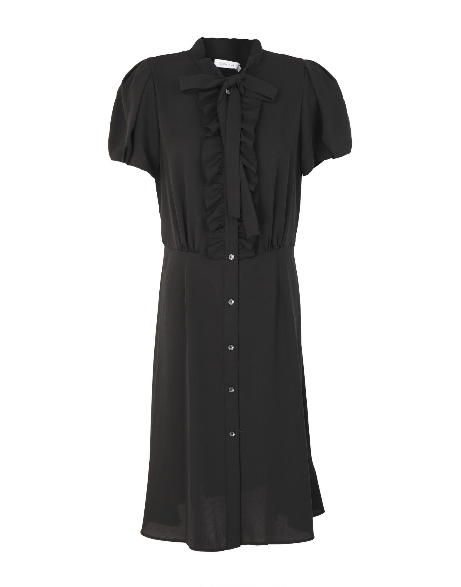 CALVIN KLEIN Платье до колена платье calvin klein