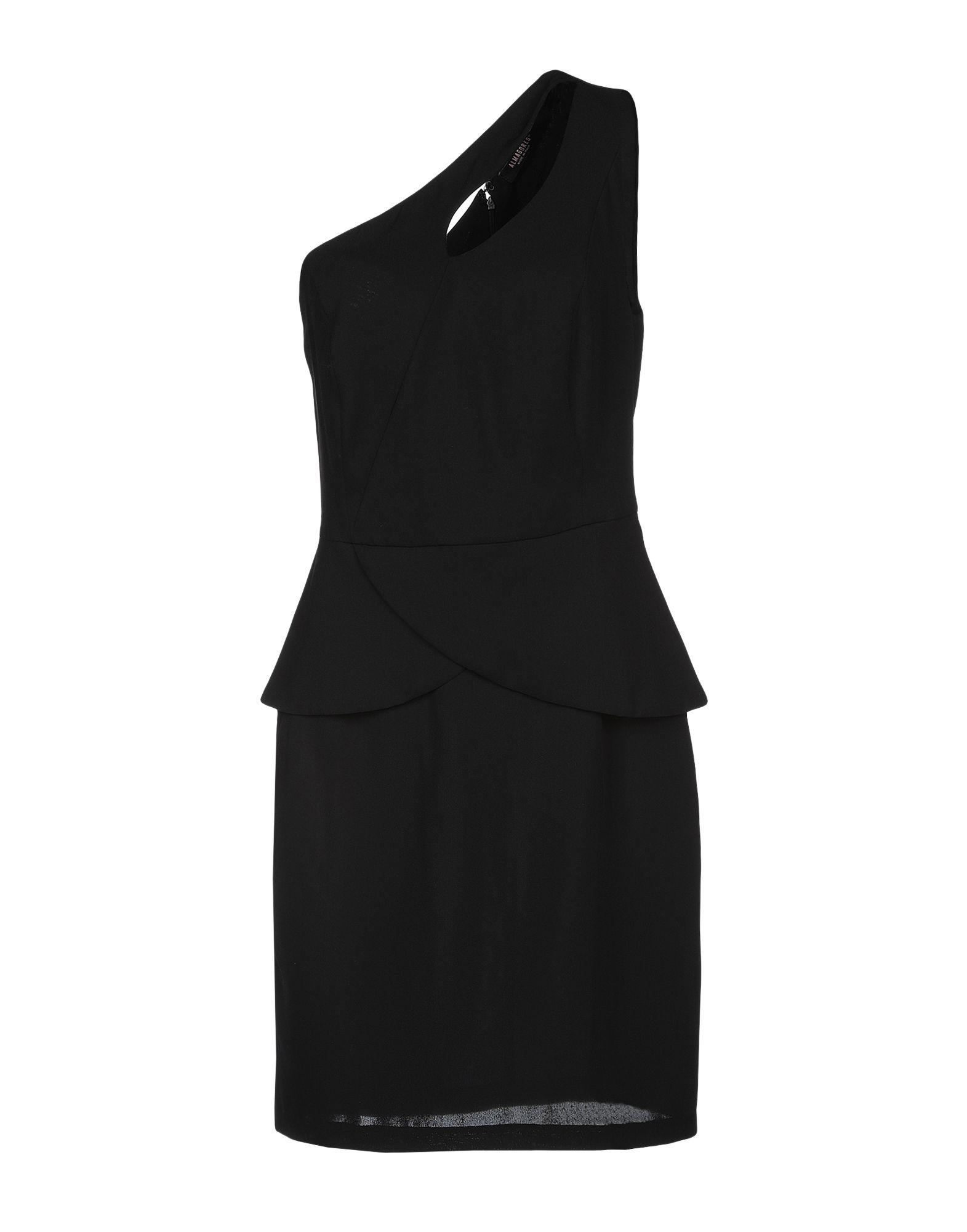 ALMAGORES Короткое платье малого сексуально женщин от летних моды случайных плечо мини платье