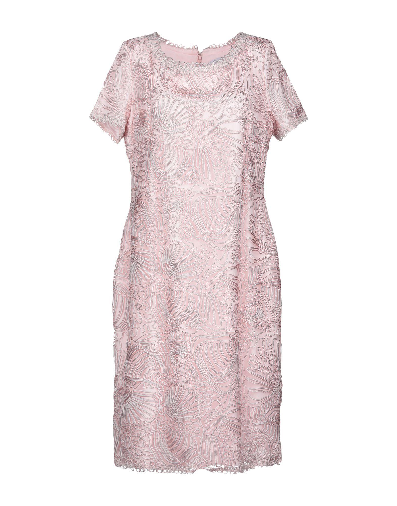 GINA BACCONI Платье до колена dress gina bacconi dress