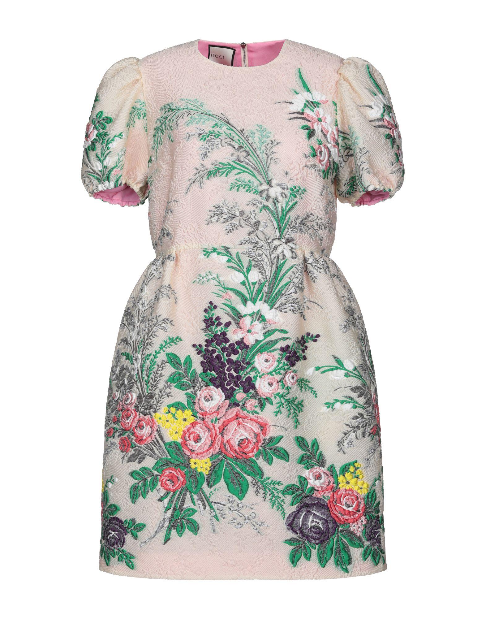 GUCCI Короткое платье gucci короткое платье